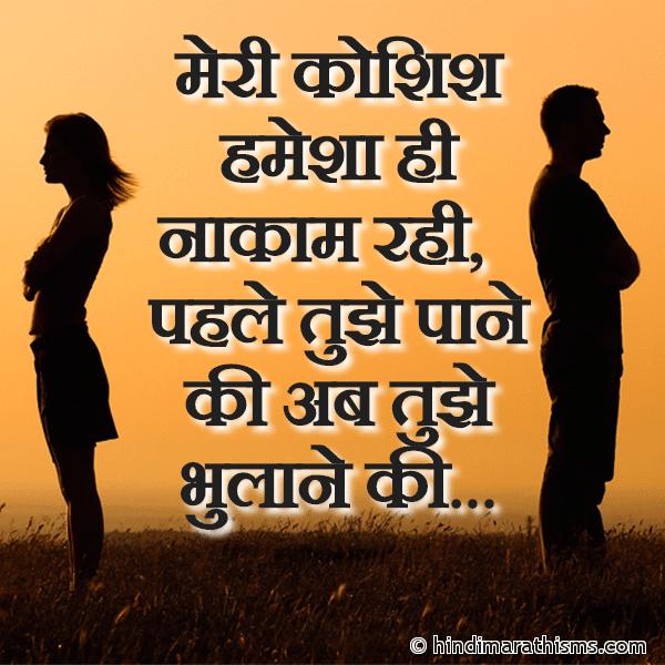 Meri Koshish Hamesha Hi Nakam Rahi Image