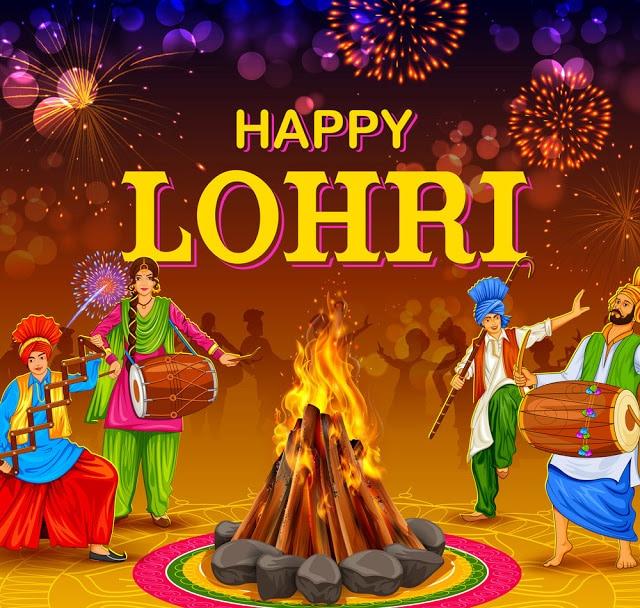 Happy Lohri Image